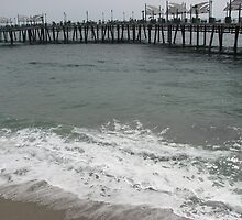 Redondo Beach  CA Pier by PhotosbyNan