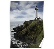 Pigeon Point Lighthouse III Poster