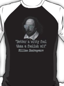 the Witty Fool T-Shirt