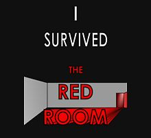 I Survived the Red Room (Graphic Version) Unisex T-Shirt