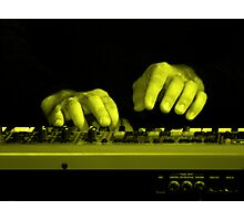 Knobs & Knuckles Photographic Print