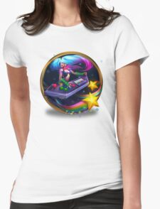 Arcade Sona Womens Fitted T-Shirt