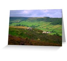 Fryup Dale Greeting Card