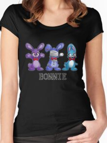 FNAF Bonnie Women's Fitted Scoop T-Shirt