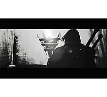 Middle Earth Shadow of Mordor Talion Print Photographic Print