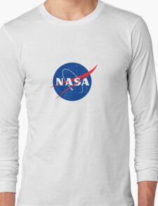 Nasa I need space Long Sleeve T-Shirt
