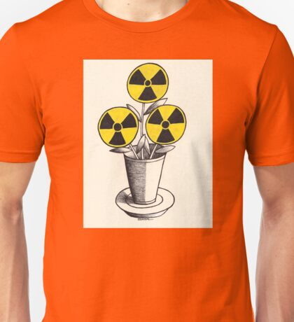 """The Flower of Evil"" Unisex T-Shirt"