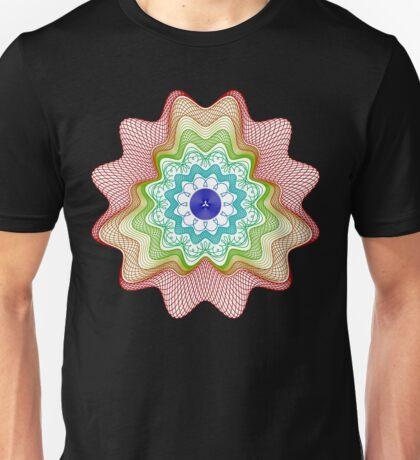 Guilloche Rosette 6.2 T-Shirt