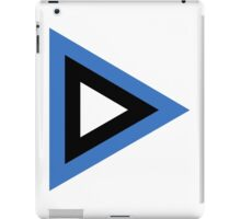 Roundel of the Estonian Air Force iPad Case/Skin