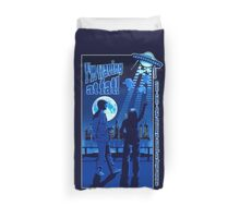 I'm Waving at Fat! (Doctor Who) Duvet Cover