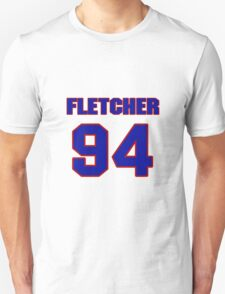 National football player Fletcher Jenkins jersey 94 T-Shirt