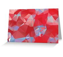 Vibrant Colorful Background 2 Greeting Card