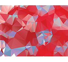 Vibrant Colorful Background 2 Photographic Print