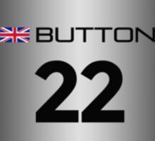 F1 2015 - #22 Button [launch version] Sticker