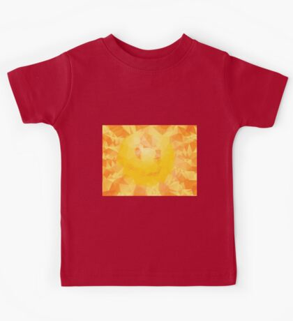 Vibrant Colorful Background 5 Kids Tee