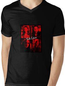 Faith Lehane Mens V-Neck T-Shirt