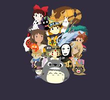 Studio Ghibli Collage Unisex T-Shirt