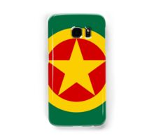 Roundel of the Ethiopian Air Force  Samsung Galaxy Case/Skin
