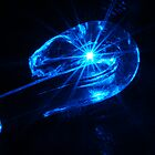 Laser worm by Wayne England