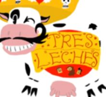 Tres leches Sticker