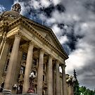 Edmonton Legislature Building by Myron Watamaniuk