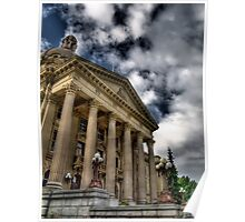 Edmonton Legislature Building Poster
