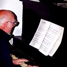 Piano Man (About a Man) by Mark Moskvitch
