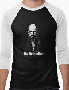 Breaking Bad The Methfather Men's Baseball ¾ T-Shirt