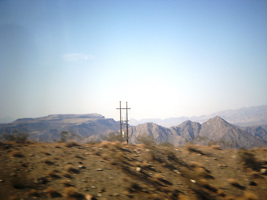Arizona Desert  by Tom Smith
