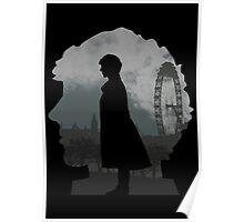 Detective's world Poster