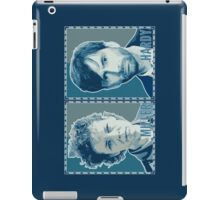MILLER AND HARDY 2014 - BC Green iPad Case/Skin