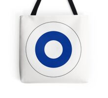 Roundel of the Finnish Air Force  Tote Bag