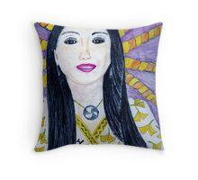 Amaterasu Throw Pillow
