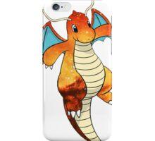 The Dragonite Nebula iPhone Case/Skin