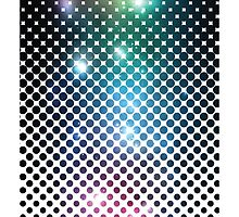 Halftone Stars by canossagraphics