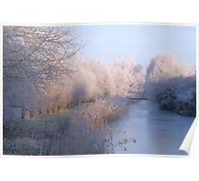 Magical Winter Wonderland Poster