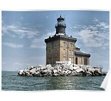 Toledo Lighthouse Poster