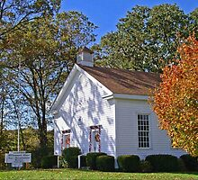 Williamsport Chapel by Monnie Ryan