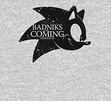 Badniks are Coming - Hedgehog Unisex T-Shirt