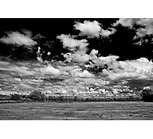 CLOUD BUSTIN Photographic Print