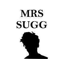 Mrs Sugg Photographic Print