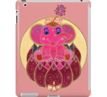 PINKY THE ELEPHANT iPad Case/Skin