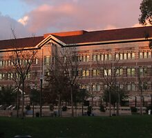 Leavey at Sunset by shutterspeed