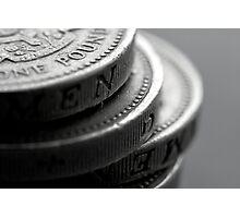 money Photographic Print
