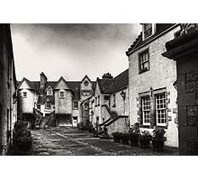 White Horse Close - B&W Photographic Print