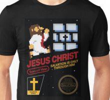 Jesus Christ NES 8bit Unisex T-Shirt