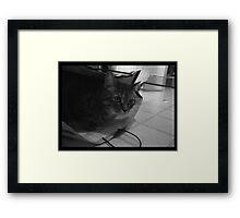 Remeber The time Framed Print