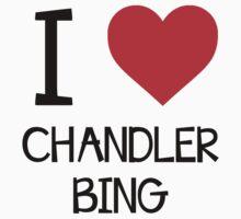 I love Chandler Bing Kids Clothes