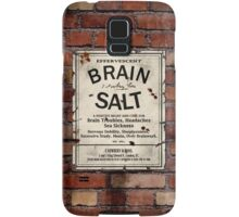 Brain Salt Samsung Galaxy Case/Skin