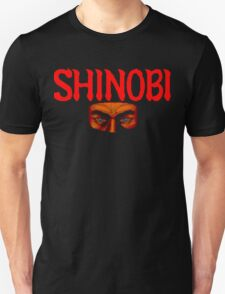 Shinobi (Arcade) Title Screen Shirt T-Shirt